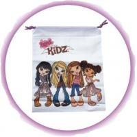 Buy cheap Customizable Cute Small Cotton Drawstring Bags For Jewelry / Ornament product