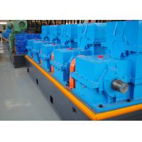 Buy cheap High Speed Efficiency Capacity ERW Pipe Mill Round & Square Pipe Tube Mill Line product