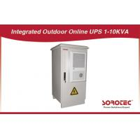 China 2KVA / 1600W SORO dust proof  frequency Outdoor UPS LCD 50HZ 96VDC 8A with sun protection on sale