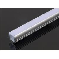 Buy cheap Round LED Aluminum Profile , Aluminium Housing For LED Strip Lights 2m Length product