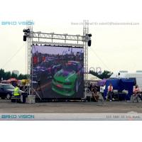 Buy cheap Full Color Outdoor Rental LED Display High Brightness Rich Color For Stage Show product