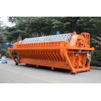 Buy cheap Micro Porous Ceramic Dewatering Filter Equipment Electric Control System from wholesalers