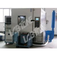 China Vibration Temperature Humidity Test Chamber For Combined Environment Testing on sale