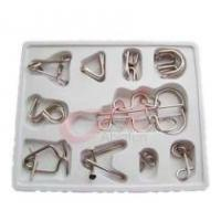 Buy cheap Metal Wire Puzzle from wholesalers