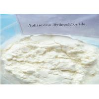China Free Trial Cutting Cycle Yohimbine Hydrochloride / Yohimbine Hcl Fat Loss wholesale