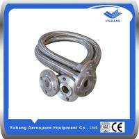 Buy cheap Stainless steel corrugated pipe,High pressure metal hose,Flexible braided hose product