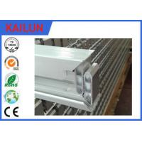 Buy cheap Hollow Aluminium Solar Panel Frame , Self Crimped Extruded Aluminum Framing En 755 product