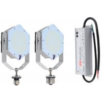Buy cheap Mean Well Driver Shoebox Industrial High Bay Led Lighting Fixture 400W Metal from wholesalers