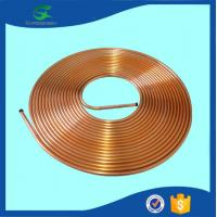 Quality copper pipe for air conditioner and air conditioner spare parts for sale