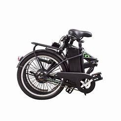 Buy cheap Thumb Throttle Al Alloy 20 Inch Eco  Foldable E Bicycle space saving product