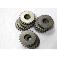 Buy cheap High Wear Resistance YG11 Tungsten Carbide Parts Gear Insert For Stone Cutting product