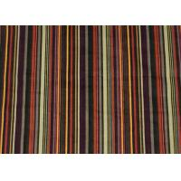Buy cheap Printing Stripe 100% Cotton Upholstery Fabric Corduroy For Shirt product