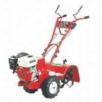Buy cheap Gasoline Tiller with 196cc, 500mm Tilling Scope and 175 to 350mm Depth product