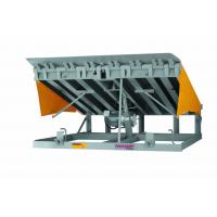 Buy cheap Heavy Duty hydraulic mobile dock leveler 2000 mm length for warehouse dock equipment product