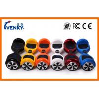 Buy cheap 10 Inch Hoverboard Electric Skateboard With Bluetooth Balance Wheel product