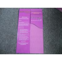 China Hair Card Printing for Hair Extensions Card Design on sale