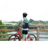 Buy cheap Green speaker travel bags, riding ,double-shoulder,functional , Nylon Waterproof from wholesalers