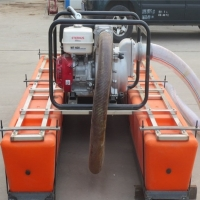 Buy cheap River Portable 7hp Small Gold Dredge Water Flow 35m3/H Mini With Highbanker product