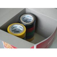 Buy cheap 0.185mm Thicknes Submarine Cable PVC Electrical Tape For Insulat Joints product