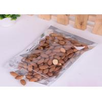 Buy cheap Recycle Resealable Clear Plastic Pouch Packaging with Glossy Printing product