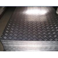 Buy cheap Clean Checkered Aluminum Diamond Plate Sheets 1050 3003 1.5 - 8.0mm  Anti-slip product