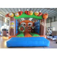 Buy cheap Outdoor Games Custom Made Inflatables Safe Waterproof Enviroment - Friendly inflatable bounce house product