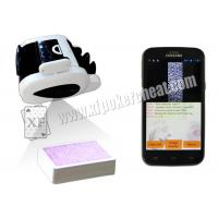 China Infrared Money Detector Camera Poker Scanner For Invisible Marked Playing Cards on sale