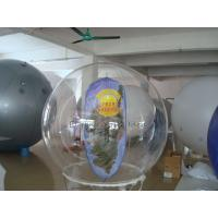 Buy cheap Advertising Inflatable Helium Balloon with Oxford and Sponge inside for opening event product