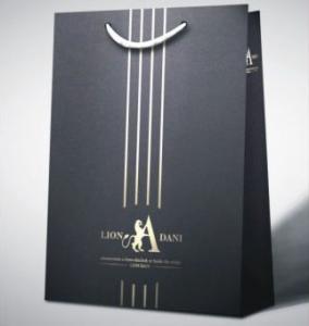 2012 custom paper bag design
