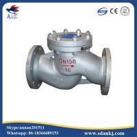 Buy cheap High Performance PN16 PN25 PN40 Stainless Steel Lift Check Valve product