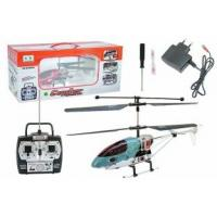 Quality Full Function Altitude & Rotor Speed Control 3 channel remote helicopter with for sale