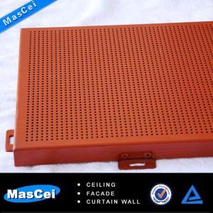 Buy cheap Aluminum Curtain Wall Plate product