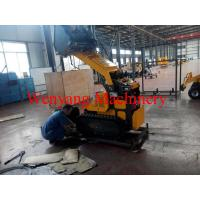 Buy cheap China made mini crawler skid steer loader deliver to Australia product