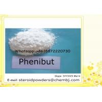 Buy cheap Phenibut Relieve Anxiety and Improve Sleep 1078-21-3 Reduce Fatigue Improve Neurological product