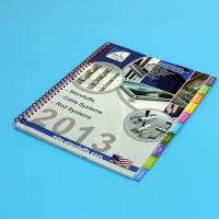 Buy cheap Professional Fancy Paper Booklet Printing Services Whth Black & White Printing product