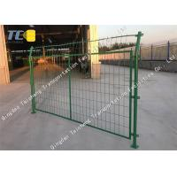 Buy cheap Multifunctional Roll Barbed Wire Fence Corrosion Resistance Good Protection product