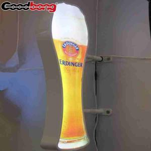Buy cheap Aluminium Frame Vacuum Forming LED Light box for Restaurant advertising product