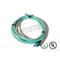 Buy cheap MPO Fiber Optic Patch Cord product