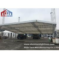 Buy cheap 6082-T6 Aluminum Alloy Aluminum Square Truss System Arch Shape Hanging LED Screen product