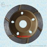 Buy cheap Sintered Turbo Cup Grinding Wheel - DGWS17 product