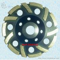 Buy cheap Diamond Cup Grinding Wheel - DGWS12 product