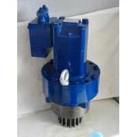 Buy cheap Low Speed Hydraulic Motor Brake Valve Z3SYFH500 , M + S Hydraulic Planetary Gearbox product