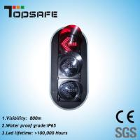 Buy cheap 200mm (8 inches) LED Traffic Signal with 3 Left-Turn Arrows (TP-FX200-3-203) product