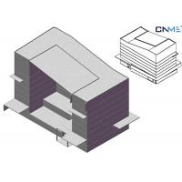 Buy cheap 3D Planing Shuttering Design Calculation , Formwork Calculation Example product