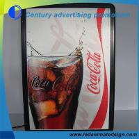 China Indoor  led light box on sale
