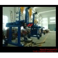 Buy cheap Automatic T / H Beam Welding Machine For H Beam Production Line 5000mm Railspan product