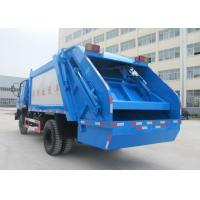 Buy cheap Waste Collection Vehicle Commercial Waste Management Garbage Truck 5-6 CBM product