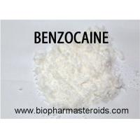 China Pharmaceutical Intermediates Benzocaine 94-09-7 Pain Relieving Anesthetic Drugs wholesale