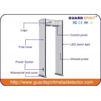 Quality Camera  Walk Through Metal Detector Gate for security inspection for sale