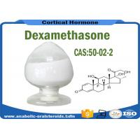 Buy cheap Cortical Steroid Dexamethasone CAS 50-02-2 Pharmaceutical Grade Steroids product